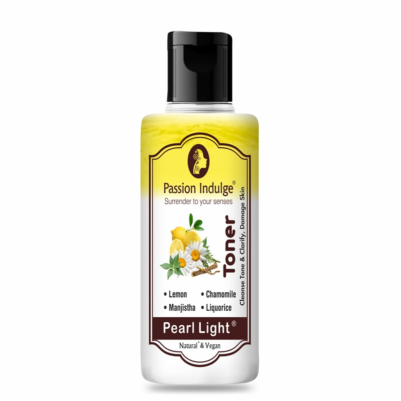 Skin Whitening and Spot Reduction Pearl Light Toner - 100 Ml - Passion Indulge
